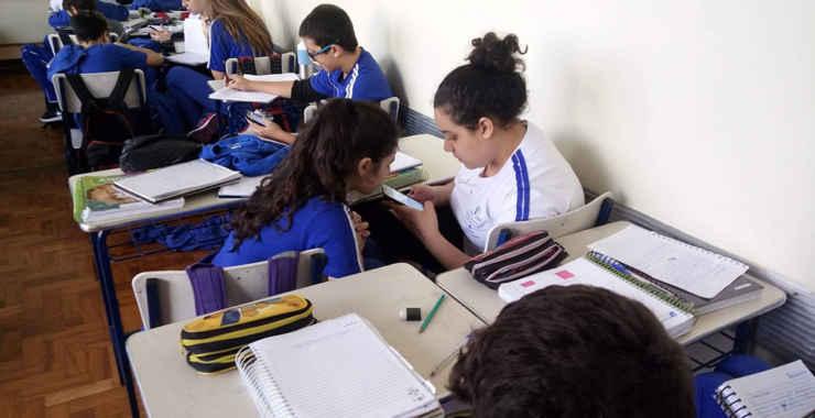 Recursos tecnológicos no ensino