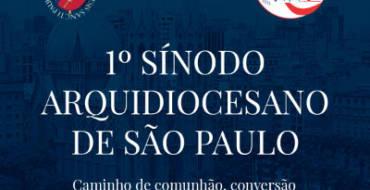 1º SÍNODO ARQUIDIOCESANO DE SÃO PAULO PESQUISA SINODAL